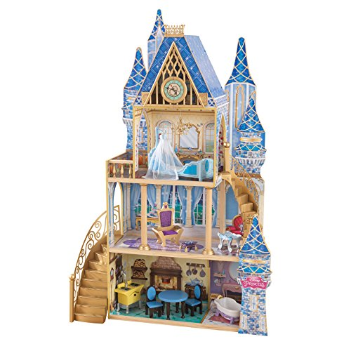 KidKraft Disney Princess Cinderella Royal Dreams - Cinderella Castle World Disney