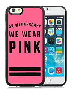 Hot Sale iPhone 6S TPU Case ,Unique And Durable Designed Case With Victoria's Secret Love Pink 48 black iPhone 6S Cover Phone Case