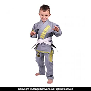 Amazon.com: Tatami Fightwear Meerkatsu Kids Animal BJJ Gi ...