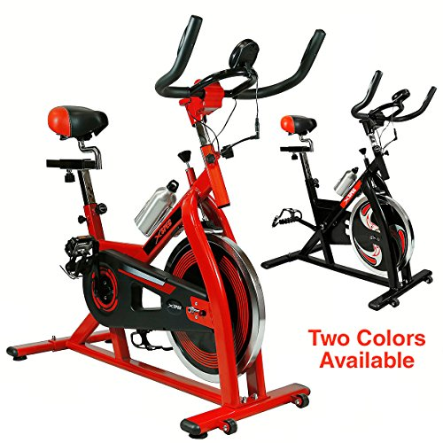 Xspec Pro Stationary Upright Exercise Bike Cardio Indoor Cycling Bicycle