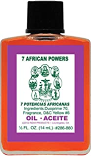 Indio Seven African Powers Oil - 0.5oz