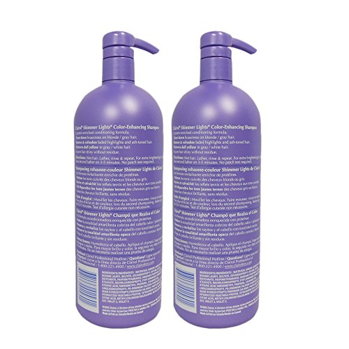 Buy silver shampoo for blonde hair