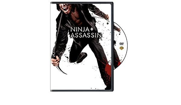 Ninja Assassin [DVD] [Region 1] [US Import] [NTSC]: Amazon ...
