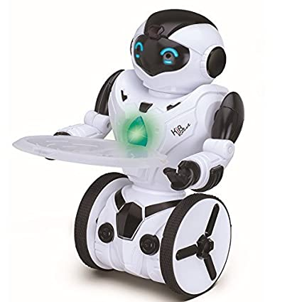 toythrill self balancing dancing robot remote control 6 axis gyro with 5 smart mode - Cool Christmas Toys