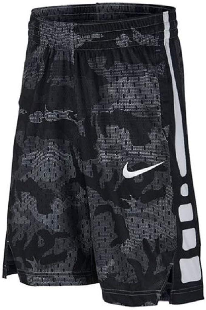 White//Black//Black Nike Boys Icon Short Shorts X-Large