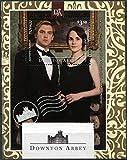 Tuvalu. 2014. Matthew Crawley, Lady Mary Crawley (MNH) Souvenir Sheet