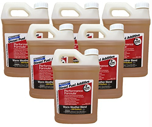 Stanadyne Performance Formula Warm Weather Blend – Case of 1/2 Gallon Jugs