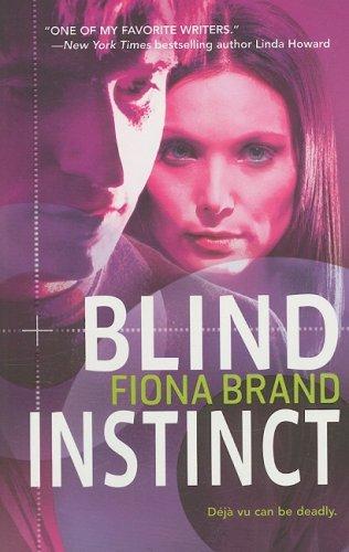 book cover of Blind Instinct