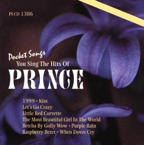 You Sing The Hits Of Prince (Karaoke) (Prince Karaoke Cd)