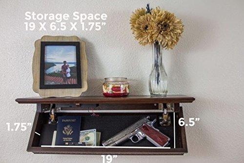 QuickSafes Hidden Compartment Shelf RFID Locked Quick Safe by QuickSafes (Image #3)