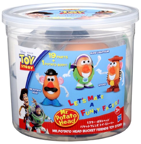 TOMY Mr. Potato Head Bucket Friends Toy ()