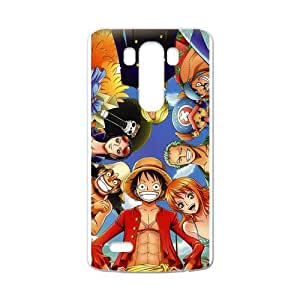 One Piece Anime Personalized Custom Case For LG G3