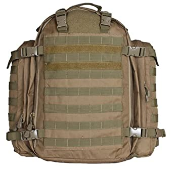 Fox Outdoor Modular Field Pack Coyote Fox Outdoor Products 56-578