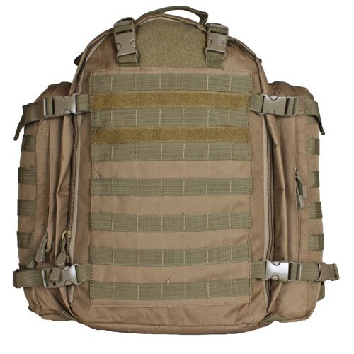 Fox Outdoor Products Modular Field Pack, Coyote