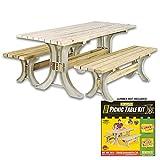 AnySize Picnic Table Set