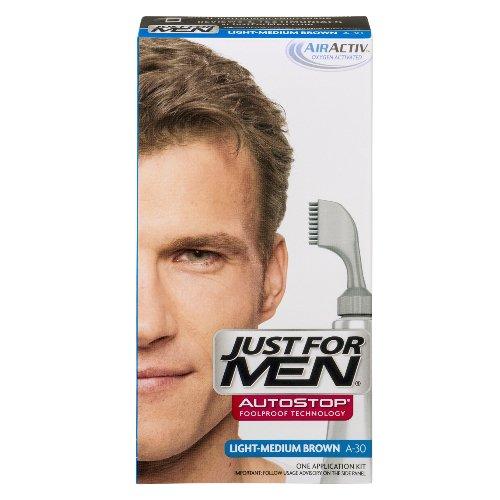 Just For Men Couleur application Light Kit, une chacune (Pack de 3)