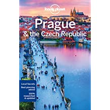 Lonely Planet Prague & the Czech Republic 12th Ed.: 2nd Edition