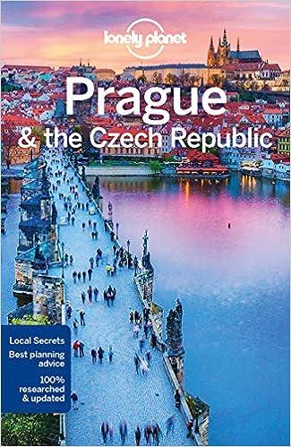 Lonely Planet Prague & the Czech Republic (11th Edition)