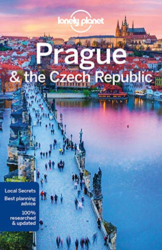 Lonely Planet Prague & the Czech Republic (Travel Guide)...
