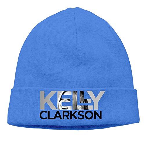 deto-menswomens-kelly-clarkson-patch-beanie-golfroyalblue-cap