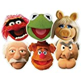 Star cutouts Stsmp60-6 Masques - Différents Personnages - The Muppets Show - Taille Unique