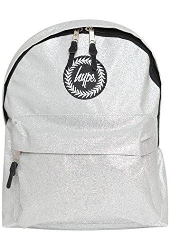 école dos et dos pour Sac sacs Silver Glitter Or filles garçons à Sac Hype idéal à vYFRnU
