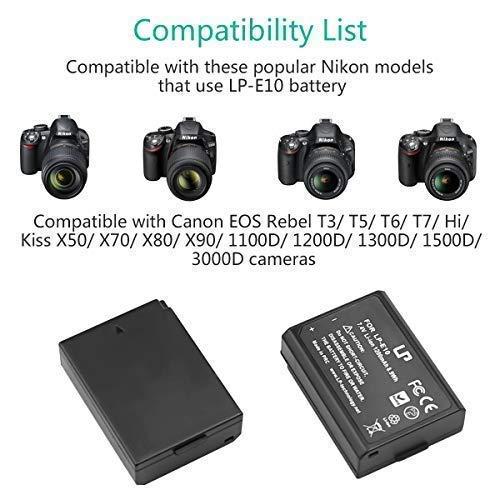 Amazon.com: LP-E10 Variante 1: Camera & Photo