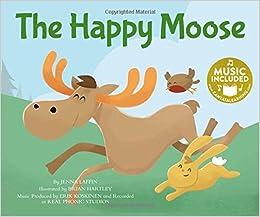 Amazon com: The Happy Moose (Me, My Friends, My Community