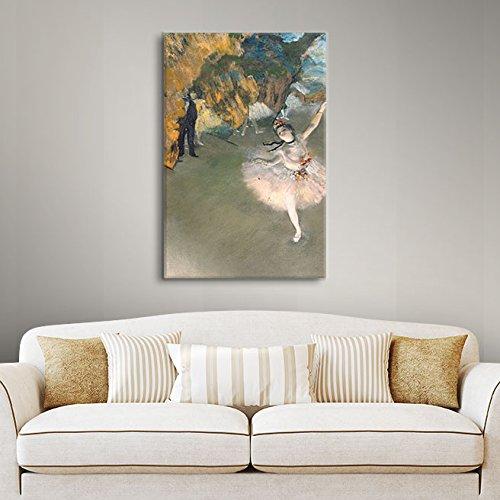 ArtWall El Grecos View of Toledo Ii 4 Piece Floater Framed Canvas Set 24 x 32
