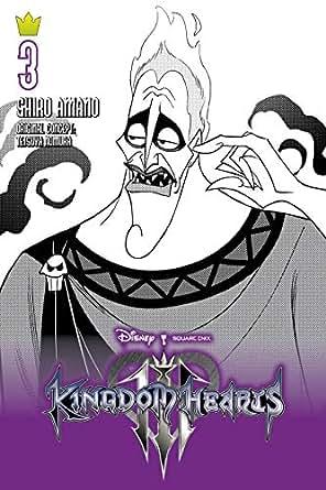 Amazon com: Kingdom Hearts III #3 eBook: Shiro Amano