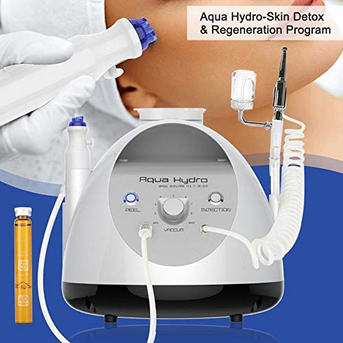 Amazon.com: Facial Water Oxygen Jet Peel Machine Hydro Dermabrasion Pore Cleaner: Beauty