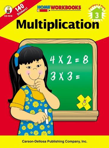 Multiplication, Grade 3 (Home Workbooks) ebook