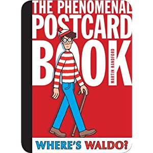 Where's Waldo - The phenomenal postcard book par Martin Handford