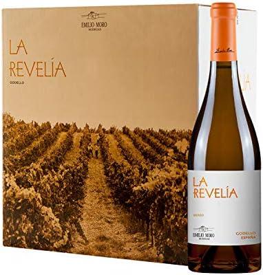 Emilio Moro- La Revelía, Vino Blanco, Godello, El Bierzo, 6 x 750 ml