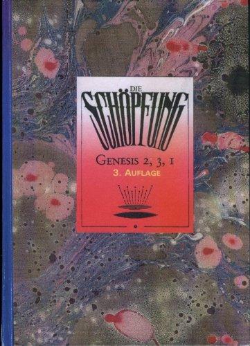 Die Schöpfung (German Edition) por Alfons Eugen Drews