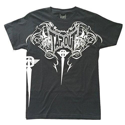 UFC Tapout An Expression Of Combat Jiu Jitsu t-shirt Adult T-Shirt-L