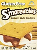 KINNIKINNICK Smorables Graham Crackers, 8 OZ