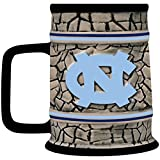 The Memory Company NCAA University of North Carolina Stone Stein, One Size, Multicolor