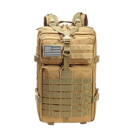 b4abe0ce8a0a Amazon.com: Ecurson Backpacks ,45L Outdoor Military Tactical Camping ...