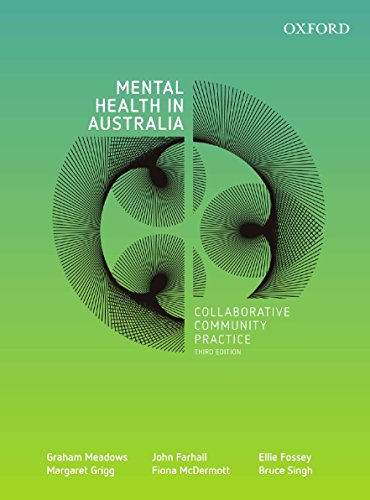 Mental Health in Australia: Collaborative Community Practice, Third Edition