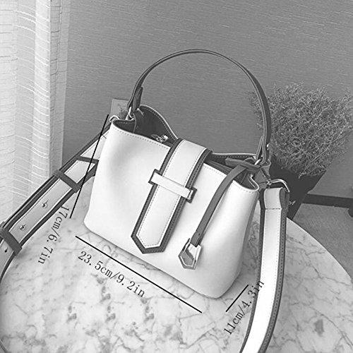Handbag Leather Shoulder Bag Bag Grey Tote Women's Bag Women Fashion Bags Women Bags Bag Clutches Handbags Shoulder Shopping xzz5T