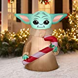 Star Wars Mandalorian The Child Yoda with Candy