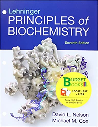Amazon loose leaf version for lehninger principles of loose leaf version for lehninger principles of biochemistry 7th edition fandeluxe Gallery