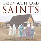 Front cover for the book Saints by Orson Scott Card