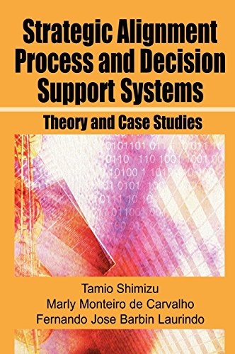 Strategic Alignment Process and Decision Support Systems: Theory and Case Studies