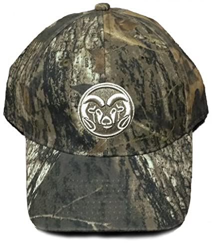 4fbc6d33422 Image Unavailable. Image not available for. Color  NEW! Colorado State  University Rams Adjustable Back Hat ...