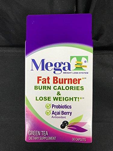 TRENDING Weight Loss Mega-T Green Tea Dietary Supplement 30 Caplets ()