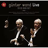 Günter Wand: Live. 33 CD Box Set