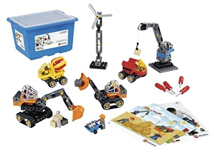 Amazon.com: Tech Machines Set for Problem Solving and Fine Motor ...