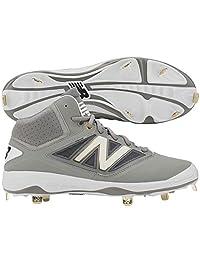 New Balance MidCut 4040v3 Mens Cushioning Metal Baseball Cleat